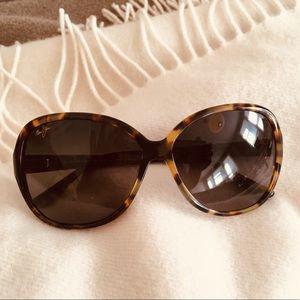 Maui Jim sunglasses oversized Maile style!